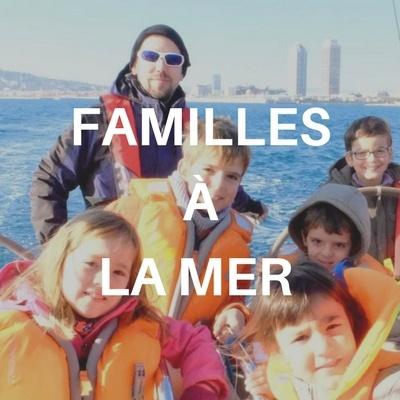 Familles à la mer