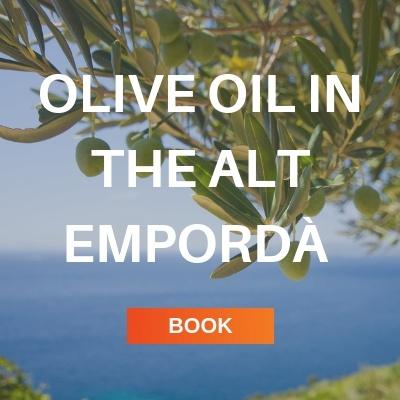 olive oil in the Alt Emporda