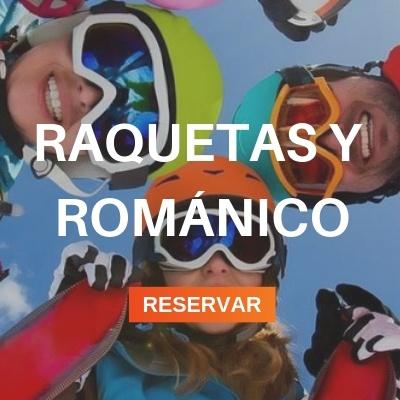 Raquetas y románico