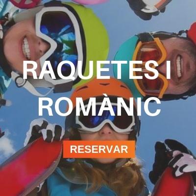 raquetes i romànic